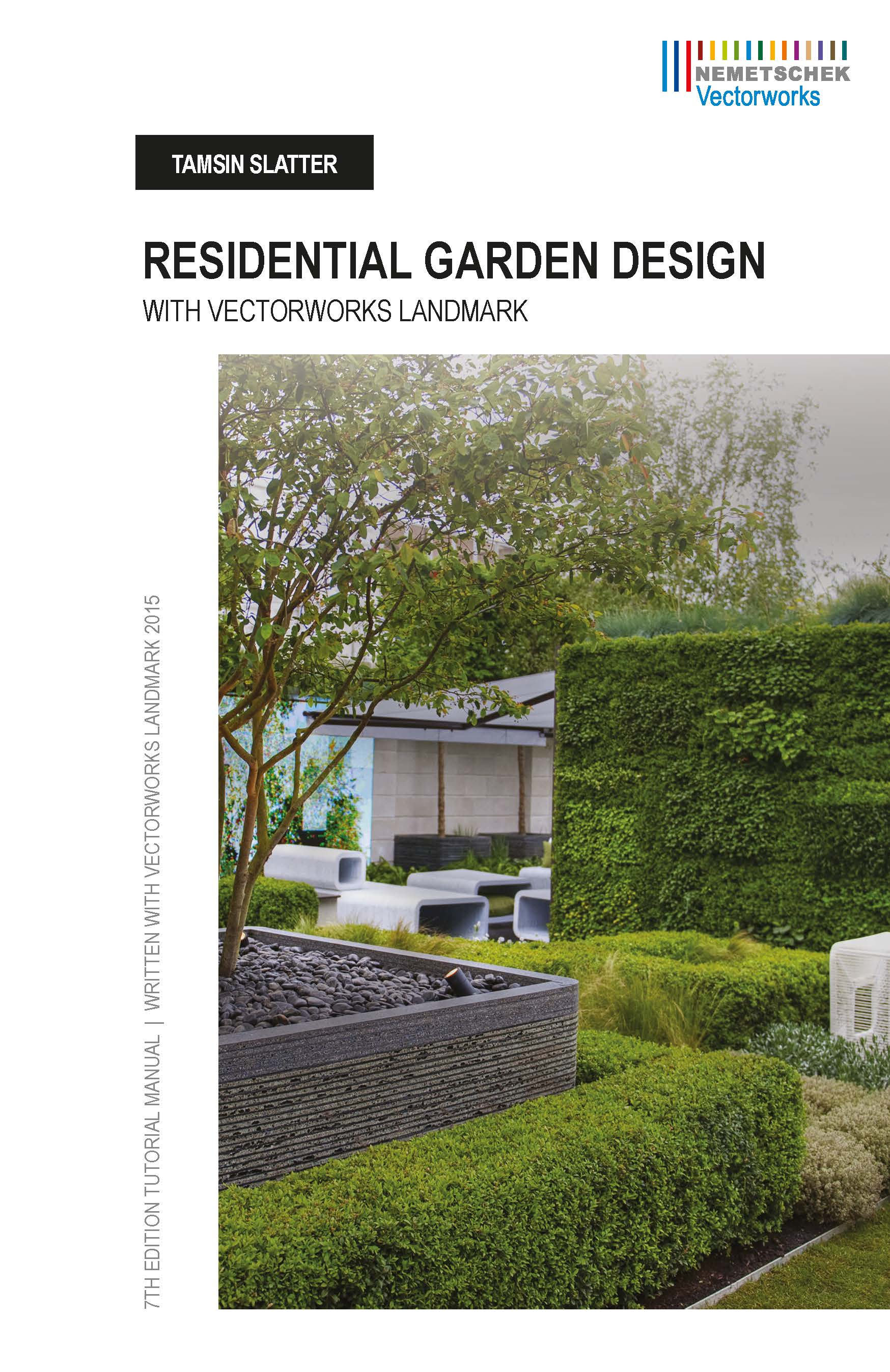 Residential Garden Design With Vectorworks