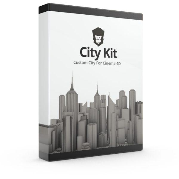 Greyscalegorilla City Kit