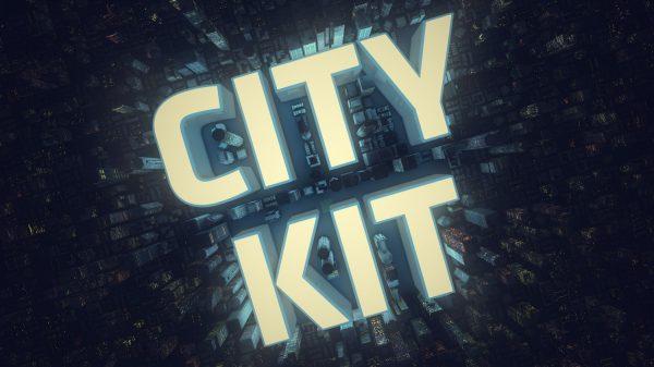 City Text Night