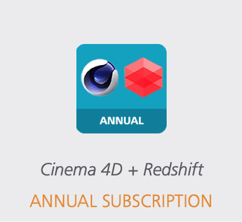 cinema_4D_redshift_annual_Subscription