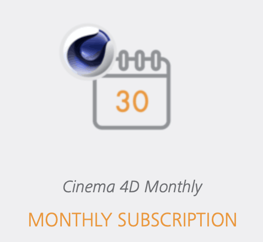cinema_4D_monthly_Subscription